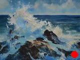 Crashing Waves (SOLD)