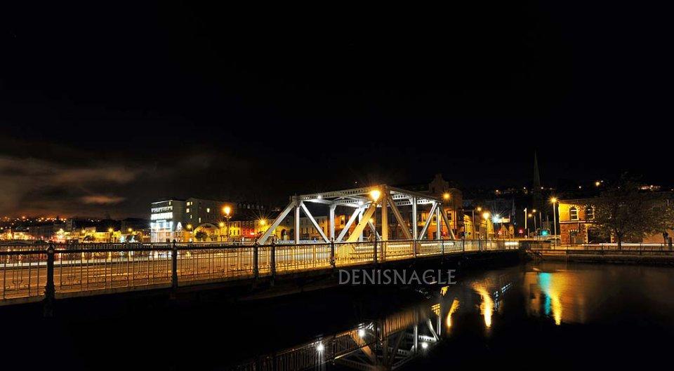 Brian Boru Bridge, Cork City, Nov '15