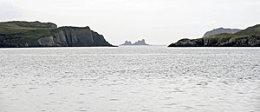 Castletownshend Bay, Co Cork, Sept '14