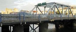 Clontarf Bridge & Albert Quay, Cork, August '14