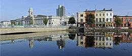 City Hall & Union Quay, Cork, Sept '14