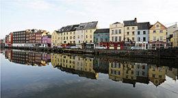 George's Quay, Cork, Sept '14