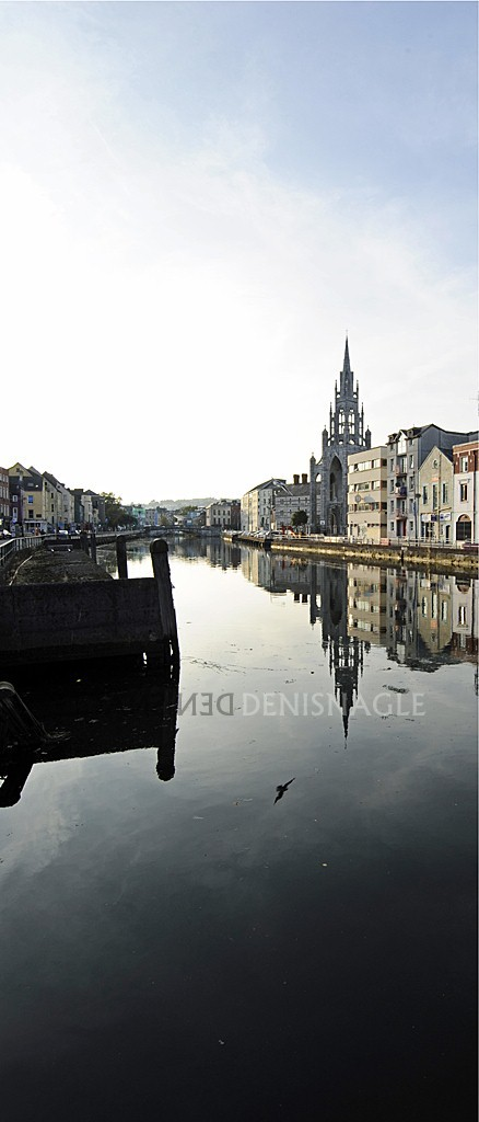 George's Quay & Fr Mathew Quay, Cork, Sept '14