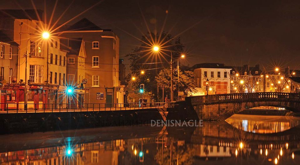 Parliament Bridge, Cork City, Nov '15
