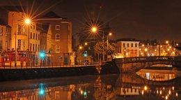 Parliament Bridge, Cork City, Nov '15