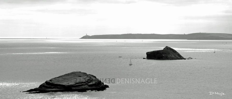 Sovereign Islands & Old Head of Kinsale , Co. Cork , Sept ' 12 .