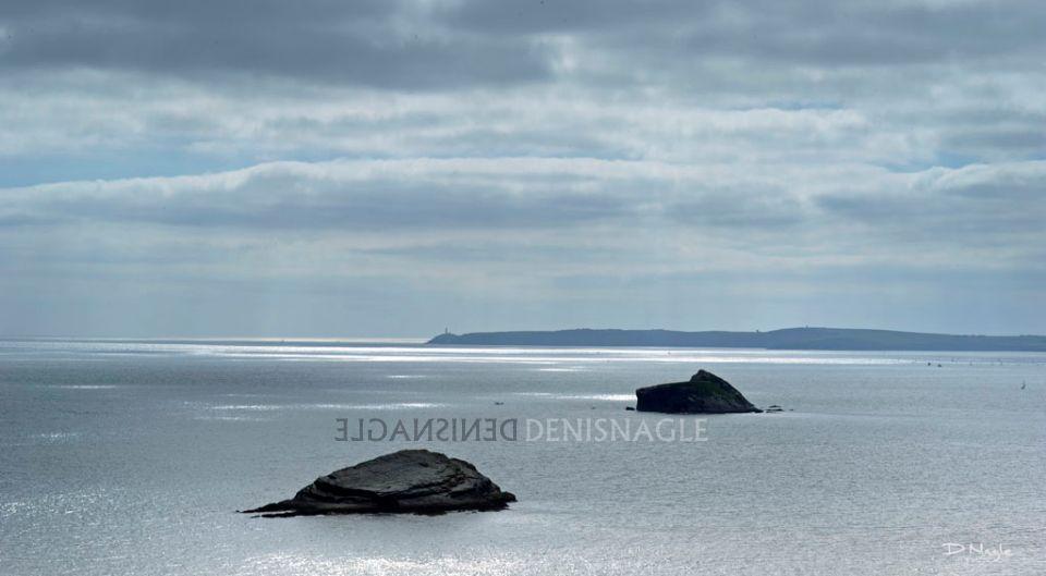 Sovereign Islands & Old Head of Kinsale , Co. Cork , Sept ' 12 .