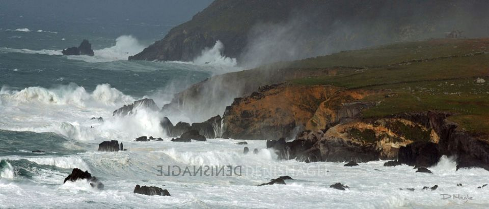 Slea Head , Co. Kerry , Dec ' 07 .