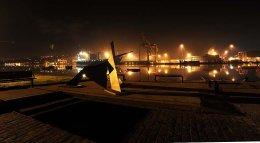 Tivoli Docks , Blackrock  Pier , The Marina,  Cork City, Nov '15