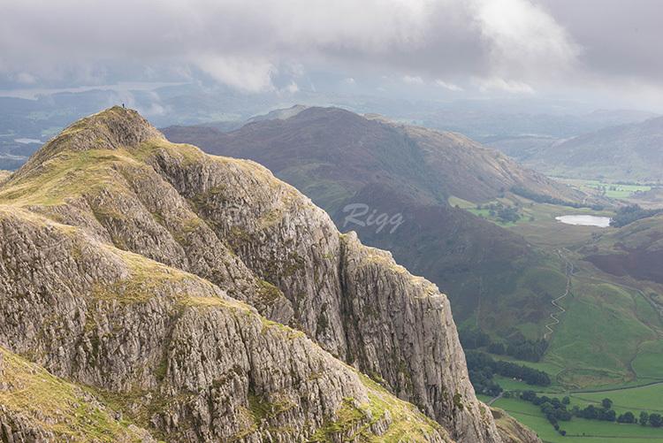 106-Loft Crag and Blea Tarn
