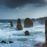 118-Stormy weather over 12 Apostles