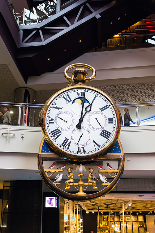 208-Marionette Watch Melbourne Central