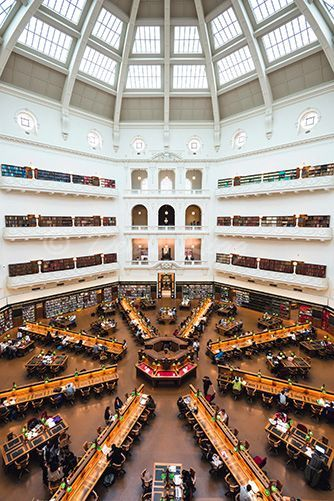 217-State Library of Victoria