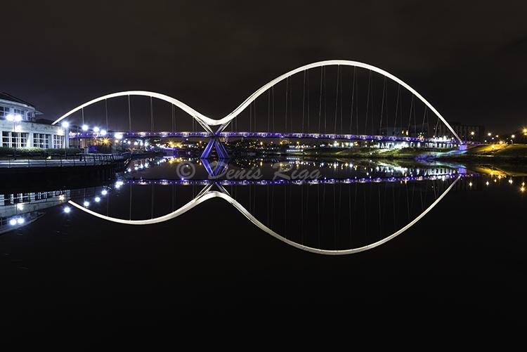 219-Infinity Bridge at night