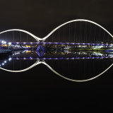 219-Infinity Bridge at night