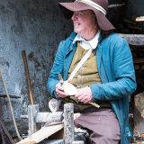 504-Wood carver, Beamish