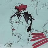 Spanish theme quick sketches
