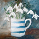 Mug of Snowdrops...£120