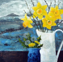 Daffodils and Clumps - SOLD