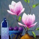 Magnolia & Plums...£345