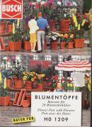 Busch Flowerpots
