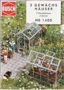 Busch greenhouses