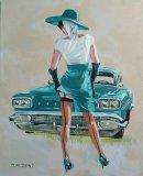 Pontiac Turquoise