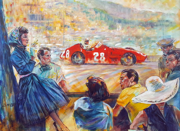 You Win Some..... Stirling Moss, Monaco 1956