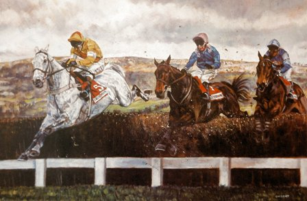 Three from home: The Queen Mother Champion Chase<br>