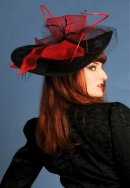 Pippa Eastman Millinery: The Red Bow
