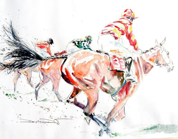 Three together at the last: point to point