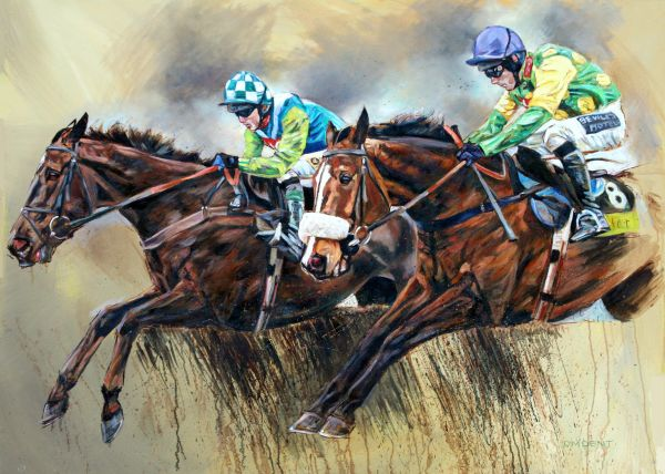 Together: Kauto Star and Denman