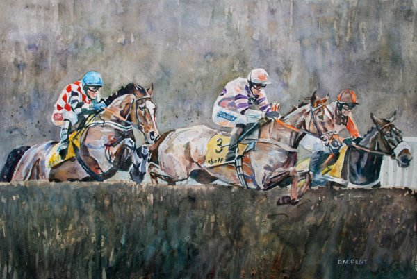 Chasers at Haydock