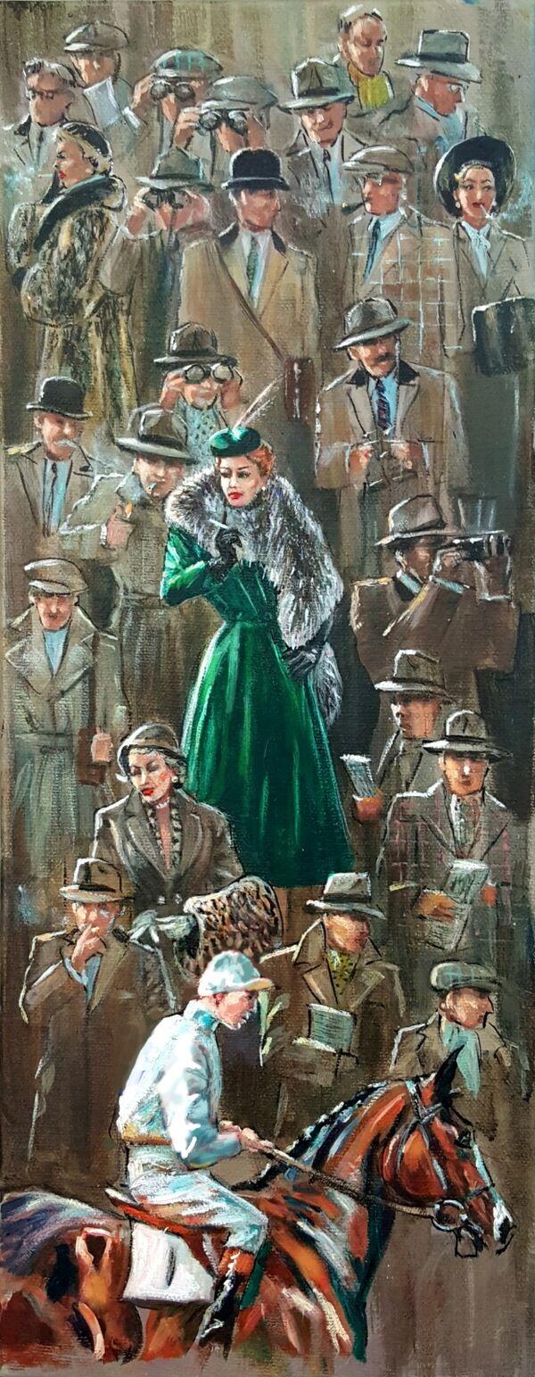 Lady from the Emerald Isle: Cheltenham