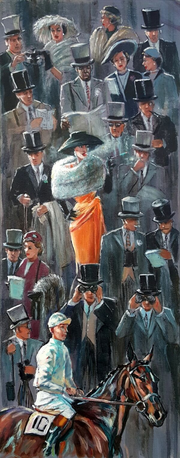 Lady in Amber ; Royal Ascot
