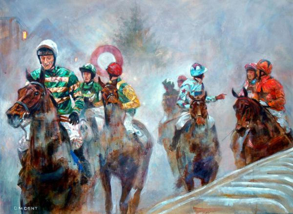 Out of The Cheltenham Fog **SOLD**