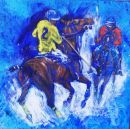 polo triptych panel 3 260mmx260mm £49