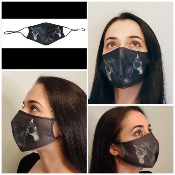 Dark Horses face masks