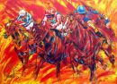 Blazing Saddles **SOLD**