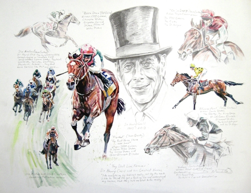 They Shall Live Forever - Sir Henry Cecil and his great horses