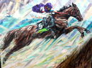 Horse Power panel 1  Denman