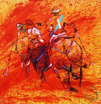 High Noon at Jaipur #2<br>