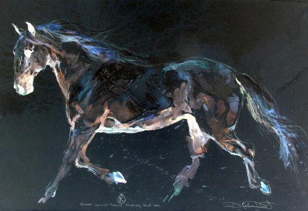 Dark Horses #3