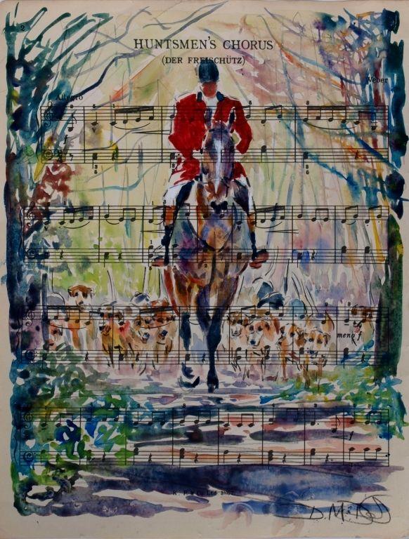 The Huntsman's Chorus