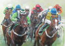 """LET`S ROCK"" 2012 Champion Hurdle"