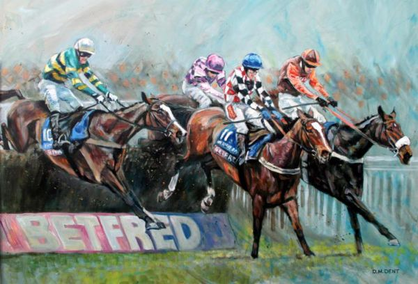 The 2012 Gold Cup Synchronised