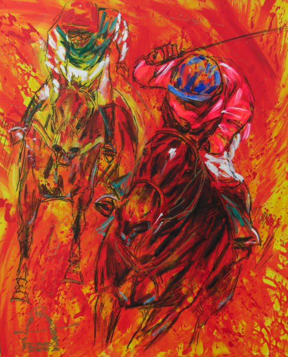 Whip Hand 1 ***sold to a good home in France