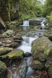 Watersmeet waterfalls.