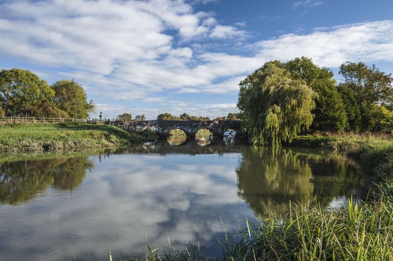 The bridge at Amberley