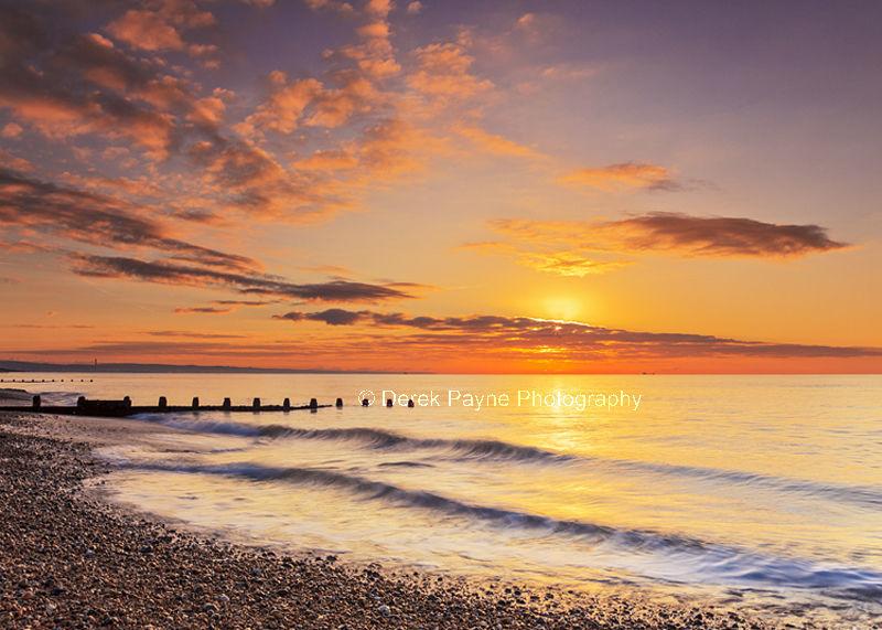 A new dawn - Lancing coast